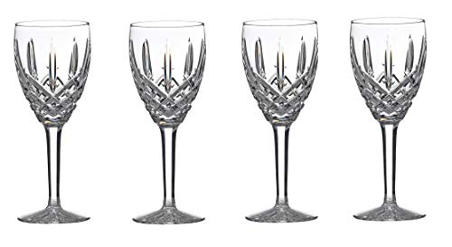 (Waterford Crystal Araglin Goblet Set of 4 #6123940200)