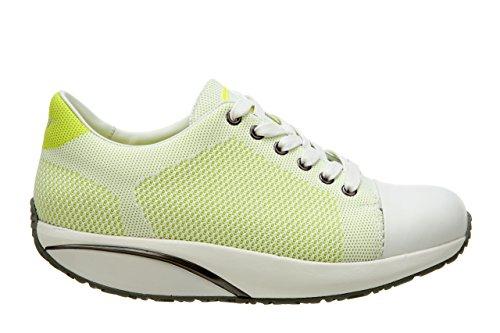Mbt Nico 8 W Witte Schuhe Wit