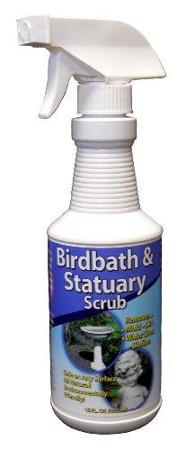 Auraco Bird Bath/Statuary - Statuary Cleaner