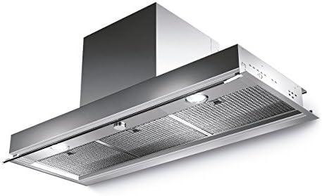 Campana SECRET 60 INOX: 243.88: Amazon.es: Grandes electrodomésticos