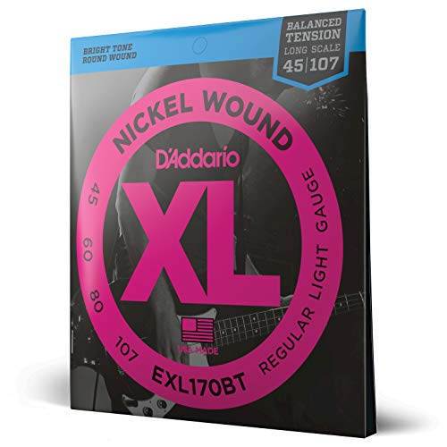 D'Addario EXL170BT Nickel Wound