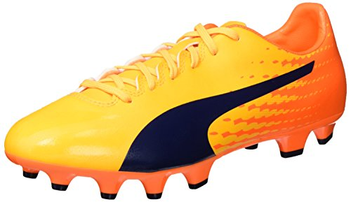 04 Evospeed 4 Fish Jaune orange Football Yellow 17 Homme de Clown Puma FG Chaussures Ultra peacoat Zqxdw8dE6