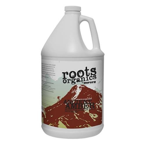 1 gal. - Ancient Amber - Yield Enhancer - Hydroponic Nutrient Solution - 0.1-0-0 NPK Ratio - Roots Organics 715070