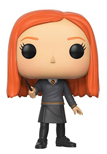 Harry Potter Movie Costumes (Funko Pop Movies: Harry Potter-Ginny Weasley)