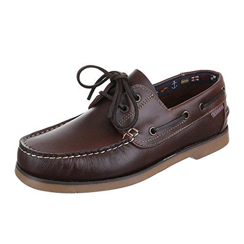 Ital-Design - Zapatos Hombre Marrón - marrón