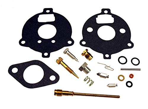 - Carburetor Carb Repair Overhaul Rebuild Kit Replaces Briggs & Stratton 394693 291763 295938 398235