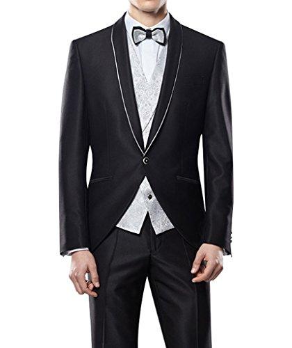 Suit Me Uomo 2 pezzi Tuxedos Matrimoni Suits Suits Tuxedos Giacche Blazer Pantaloni HN15