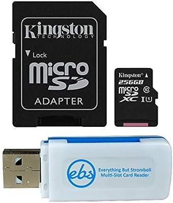 Kingston SDXC - Tarjeta de Memoria Micro y Adaptador para ...