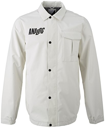 Analog 3LS Foxhole Jacket - Men's Monochrome Medium (Monochrome Analog)