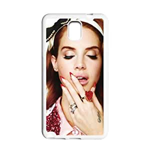 Custom Lana Del Rey Hard Back Cover Case for Samsung Galaxy Note 3 NE197 by mcsharks