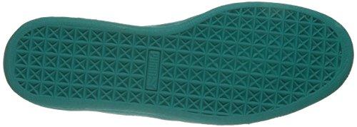 Zapatillas de deporte cl¨¢sicas de gamuza para hombre, Navigate-Navigate, 5 M US