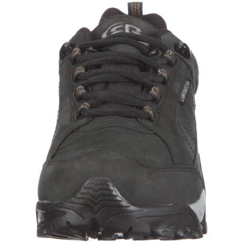 Bruetting Navarro 211044 - Zapatillas de deporte de cuero nobuck para hombre Gris