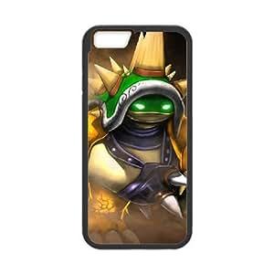 iPhone 6 4.7 Inch Cell Phone Case Black League of legends Rammus Custom KHJSDFUJF3726