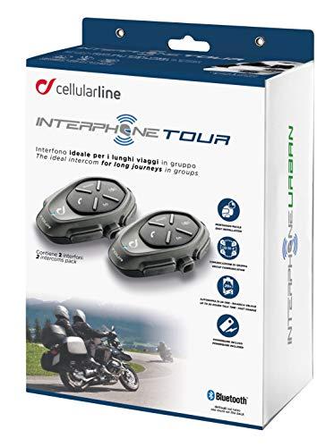 Interphone Tour Intercom Pack (2 pk) (Best Gps For Italy 2019)