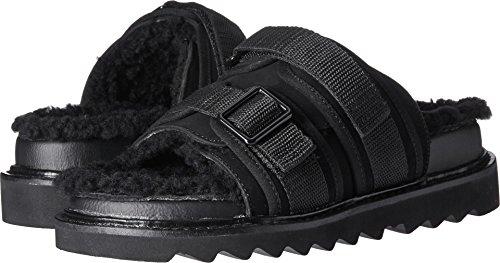 Yohji Yamamoto Y's Women's Sheep Skin Foot Bed Black 9.5 M US