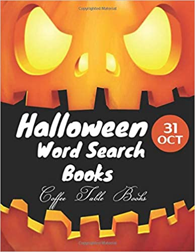 This Halloween Word Search book puzzle is a ton of fun for kids and families! Perfect for teachers and students in the school classroom!
