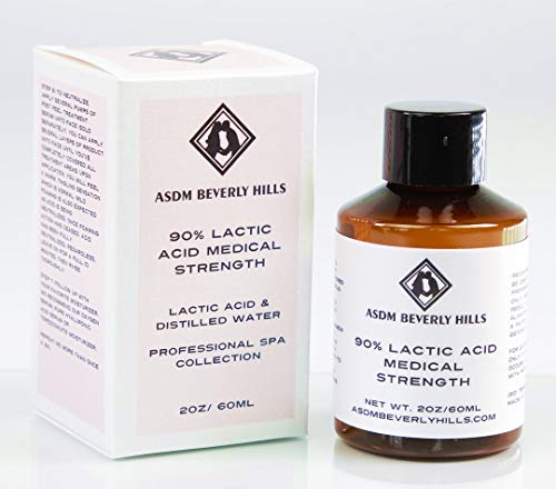 ASDM Beverly Hills 90% Lactic Acid Medical Strength, ()