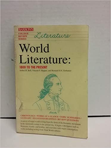 order world literature book review