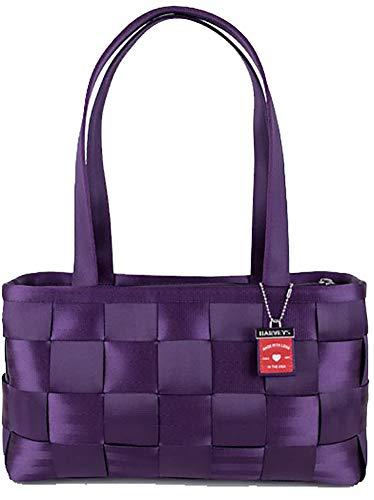 Satchel Woven Slip (Harveys Large Satchel Original Seatbelt Bag (Mulberry))