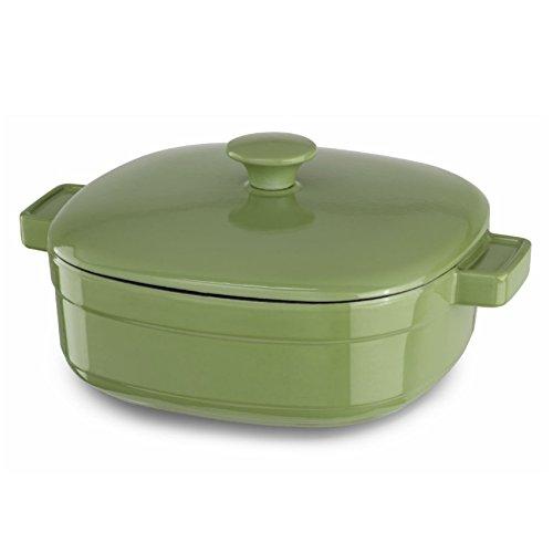 cast iron cookware casserole - 4
