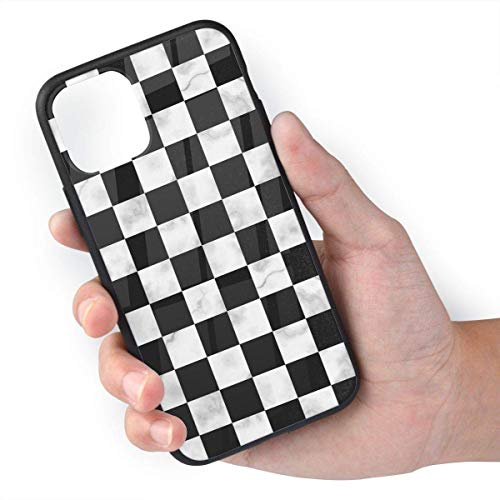 ZARLAY Marble Chess Board Chessboard Phone Cases para iPhone 11 Cell Mobile Shell Funda con Tapa Trasera