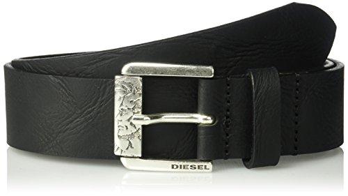 [해외]디젤 남자의 Profilex 가죽 벨트 / Diesel Men`s Profilex Leather Belt