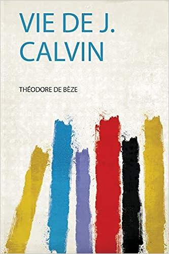 Vie Calvin