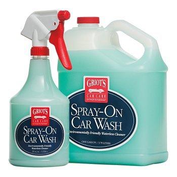 Griots Garage Spray-On Car Wash Refill Kit GR-11351