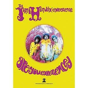 Jimi Hendrix - Poster Flags