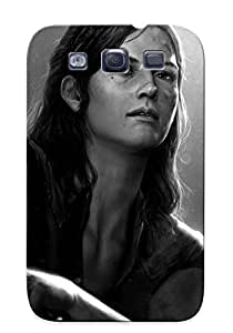 New Design Shatterproof IQHDccG6631qmbAh Case For Galaxy S3 (tess The Last Of Us) For Lovers