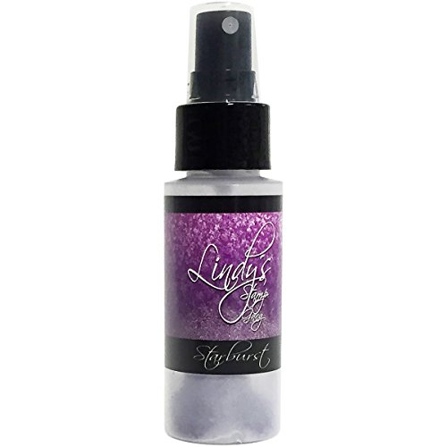 Lindy's Stamp Gang Starburst Spray Bottle, 2 oz, Prima Donna Purple