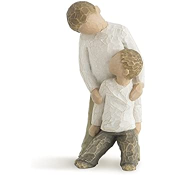 brothers figurine by willow tree susan lordi. Black Bedroom Furniture Sets. Home Design Ideas