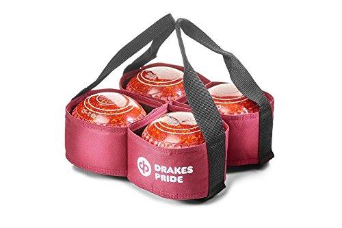 Drakes Pride - Bolsa para petanca, capacidad para 4 bolas ...