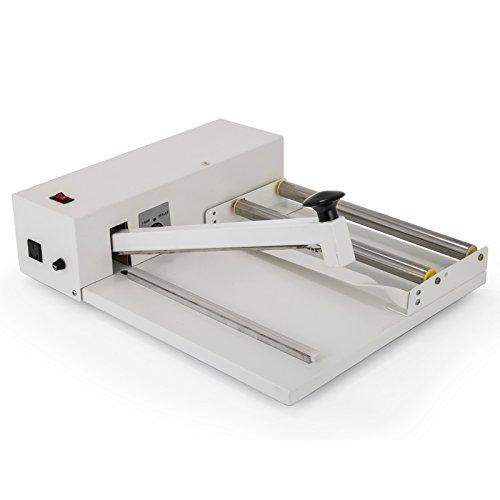 VEVOR 24'' I-Bar Shrink Wrap Machine with Heat Gun I-bar Sealer Compatible with PVC POF Film Shrink Wrap Sealer for Home Commercial Use (24 Inch) by VEVOR (Image #4)