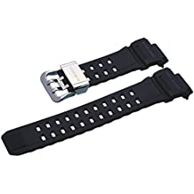 IndianTradition Casio Replacement Watch Strap Band Strap Band for GW-9400-1 G-SHOCK RANGEMAN Black 10455201