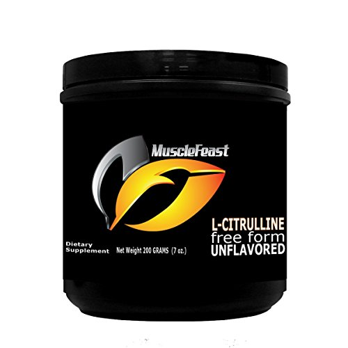 L-Citrulline 200 Grams (7 Ounces)