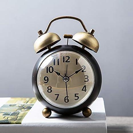 Luxuryclock Reloj Despertador Retro Los Perezosos Mini Reloj ...