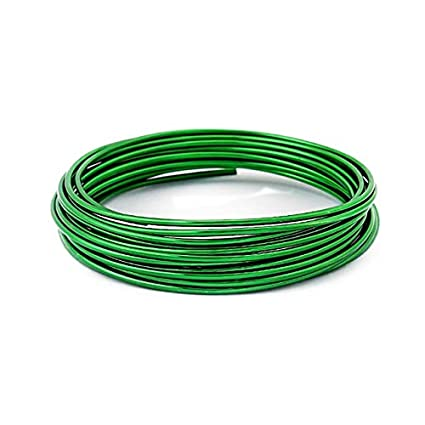 Huamsol Aluminum Craft Wire 9 Gauge for Jewelry Making DIY Project 16.4 FT