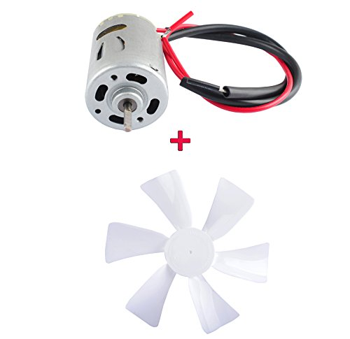 (Wadoy 12Volt Vent Motor With 6