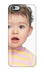 Hot Tpu Shockproof Scratcheproof Cute Little Babies Hq (3) Hard Case Cover For Iphone 6 Plus