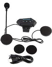 Helm-headset - 1 paar motorhelm BT headset hoofdtelefoon luidspreker ondersteuning handsfree bellen