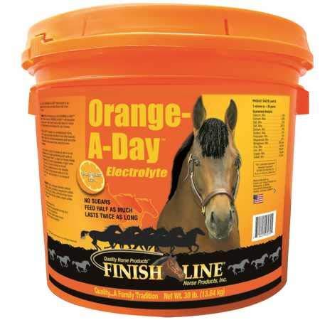 Finish Line Ultra OrangeADay Electrolyte (15 lb) by Finish Line