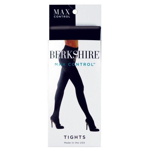 Berkshire Women's Max Control Tight with Shaper Top, Navy, - Berkshire Shaper