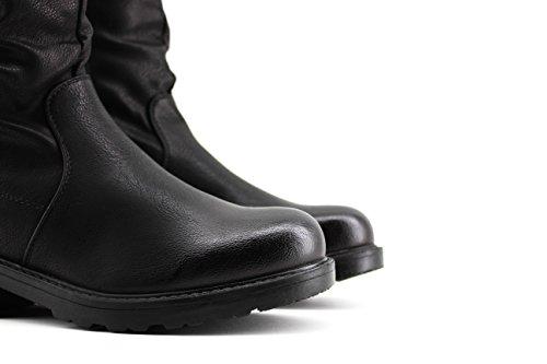 MODELISA Women's Boots Black uq2ekRC