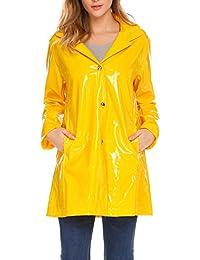 Amazon.com: Yellows - Raincoats / Trench, Rain & Anoraks: Clothing ...