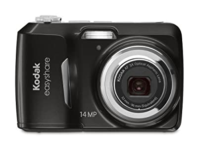 Kodak 14 MP Digital Camera with 3x Optical Zoom
