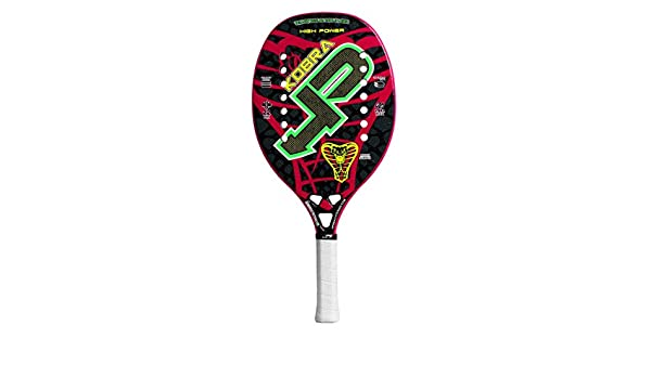 Amazon.com : High Power HP Racket Racquet Beach Tennis Kobra ...