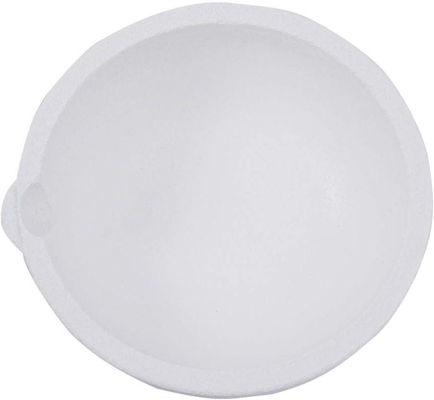 High Temperature Quartz Silica Melting Crucible Dish Bowl Pot Casting for Gold Silver Platinum