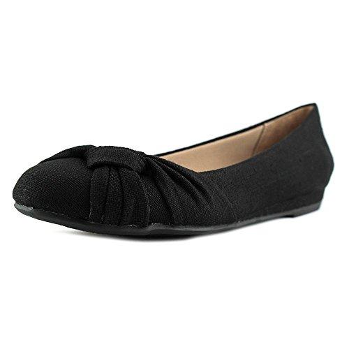 Fergalicious Sloane Femmes US 8 Noir Chaussure Plate