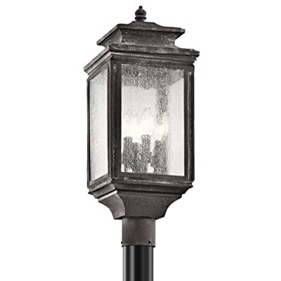 Kichler Wiscombe Park 49506 Outdoor Post Mount